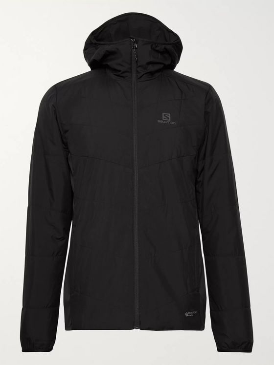 SALOMON Drifter Reversible Pertex Quantum Hooded Mid-Layer