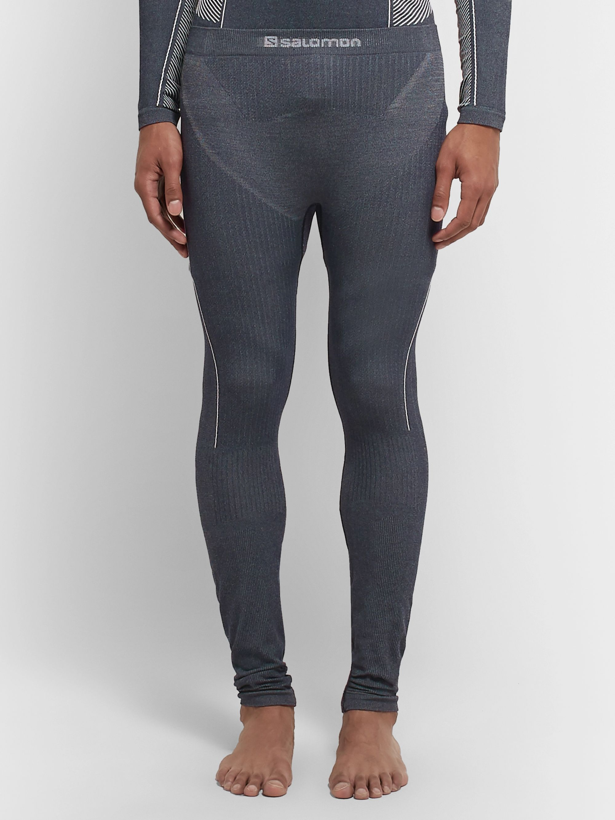 Salomon Primo Warm Stretch-Jersey Tights