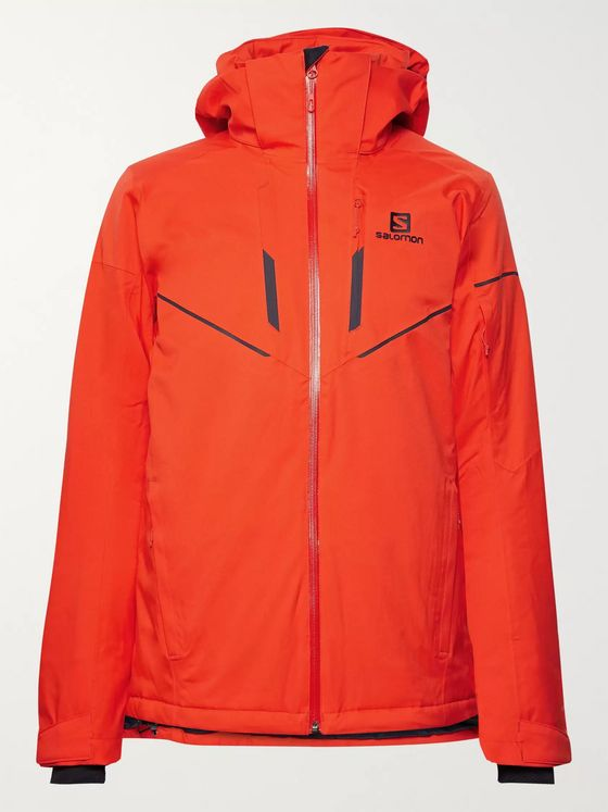 Salomon Stormrace Hooded Ski Jacket