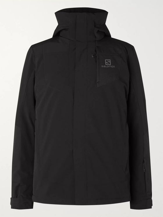 Salomon Stormstrong Hooded Ski Jacket