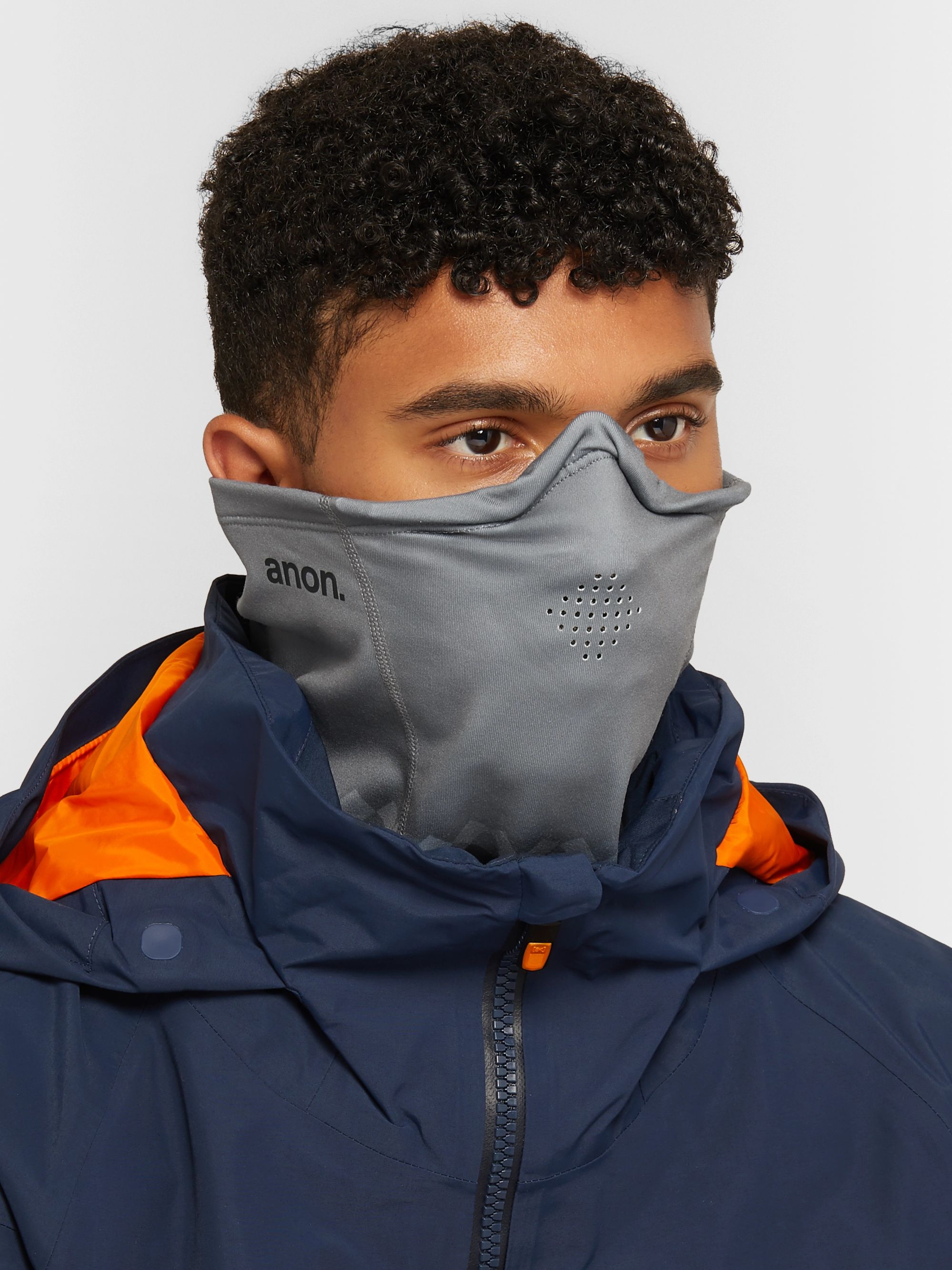 Anon MFI Goggle-Compatible Neck Warmer
