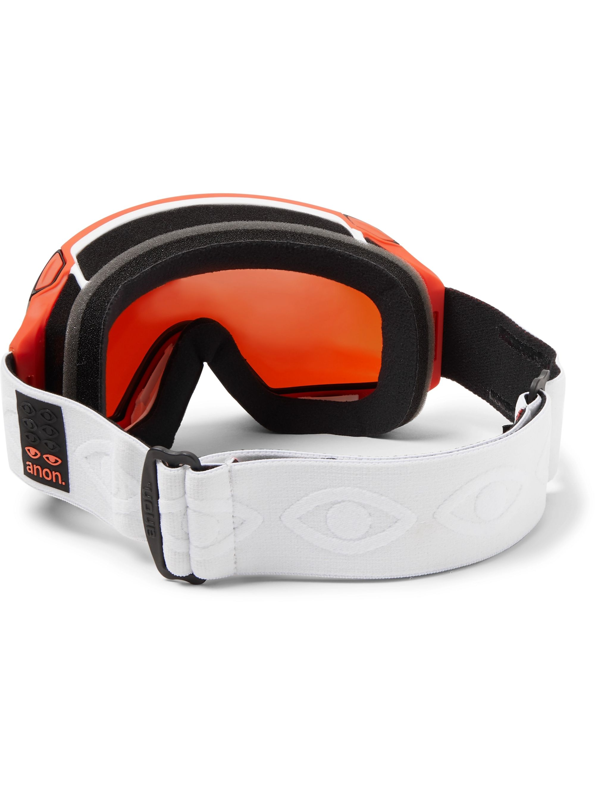 Anon M4 Cylindrical Ski Goggles and Stretch-Jersey Face Mask