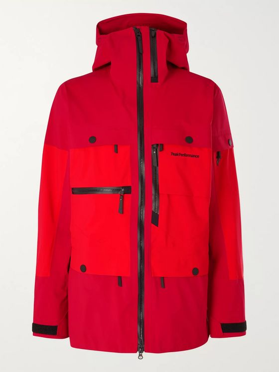 Peak Performance Vertical Hooded GORE-TEX Ski Jacket