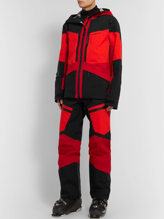 Peak Performance Gravity Colour-Block GORE-TEX Ski Jacket