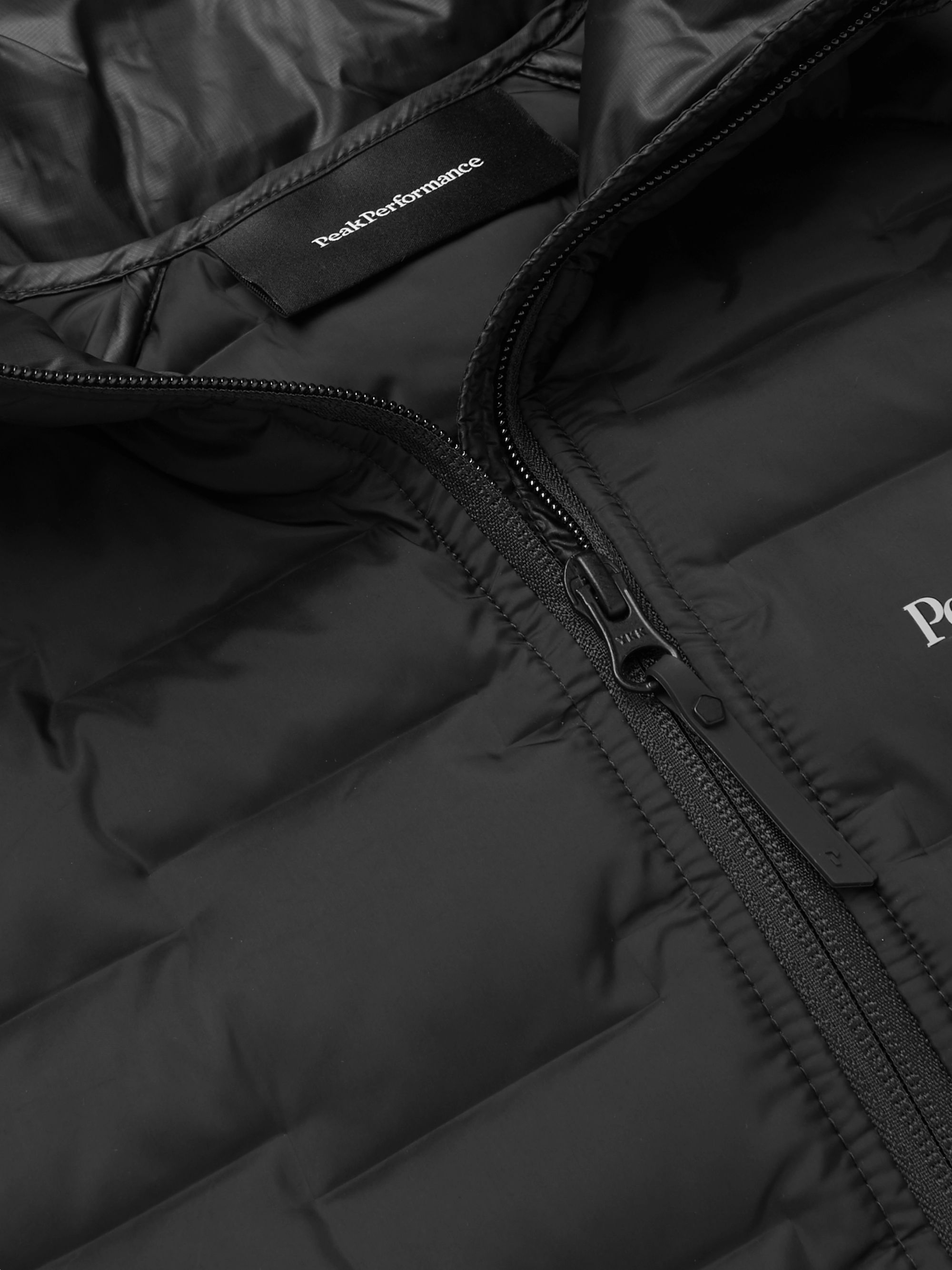 Peak Performance Argon Quilted Shell Jacket