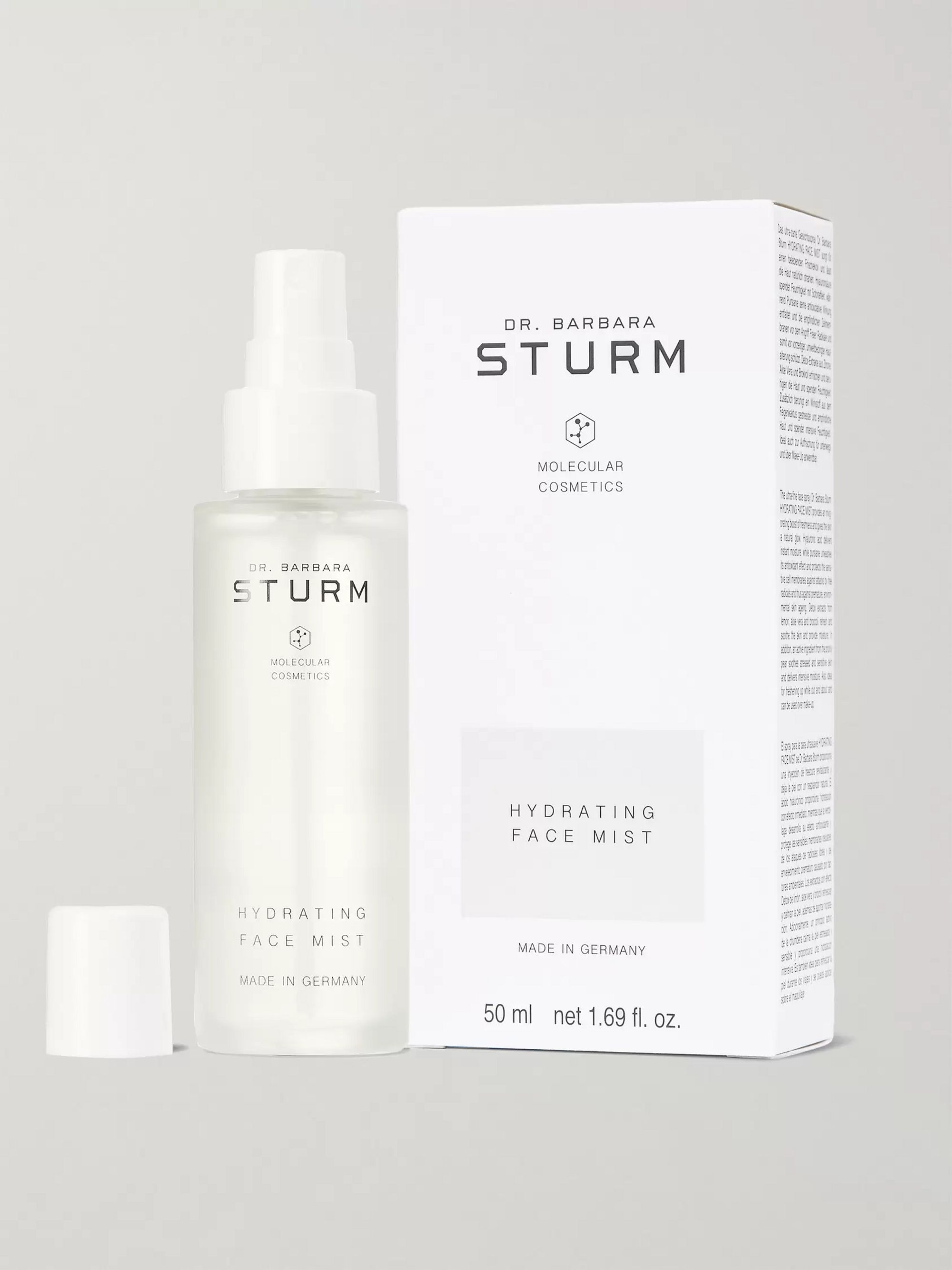 DR. BARBARA STURM Hydrating Face Mist, 50ml