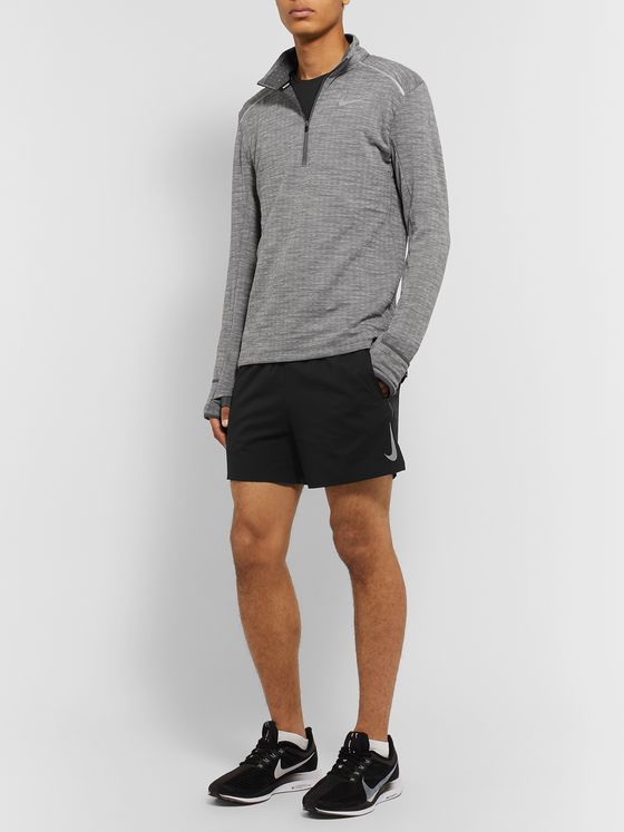 Nike Running 3.0 Element Mélange Therma-Sphere Dri-FIT Half-Zip Top