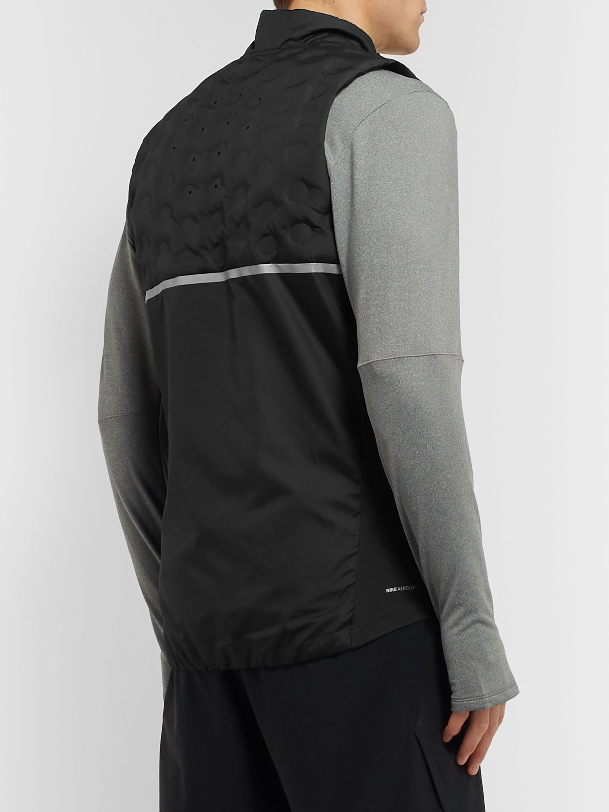 Aeroloft Quilted Shell Down Gilet