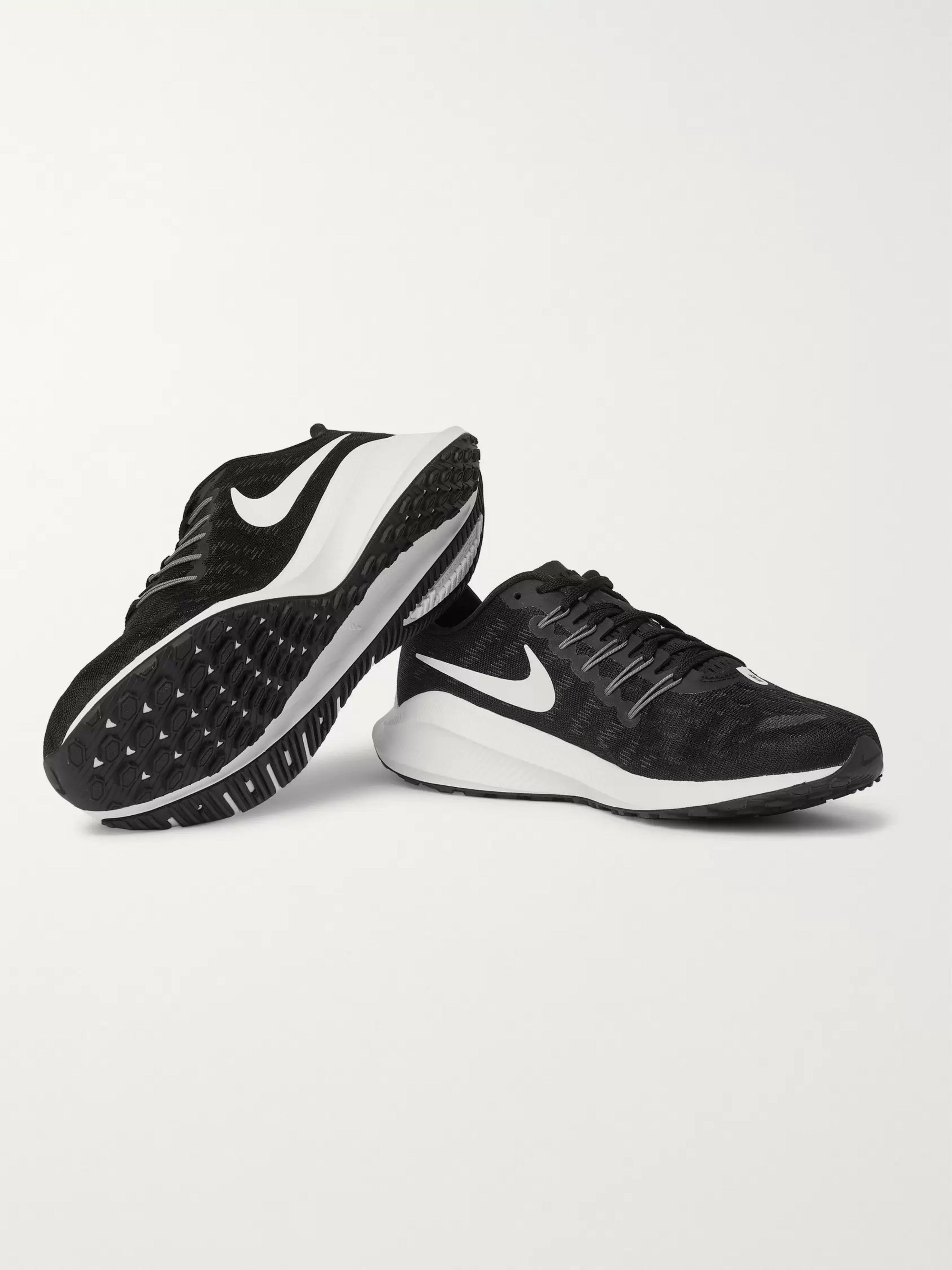 Nike Running Air Zoom Vomero Mesh Sneakers