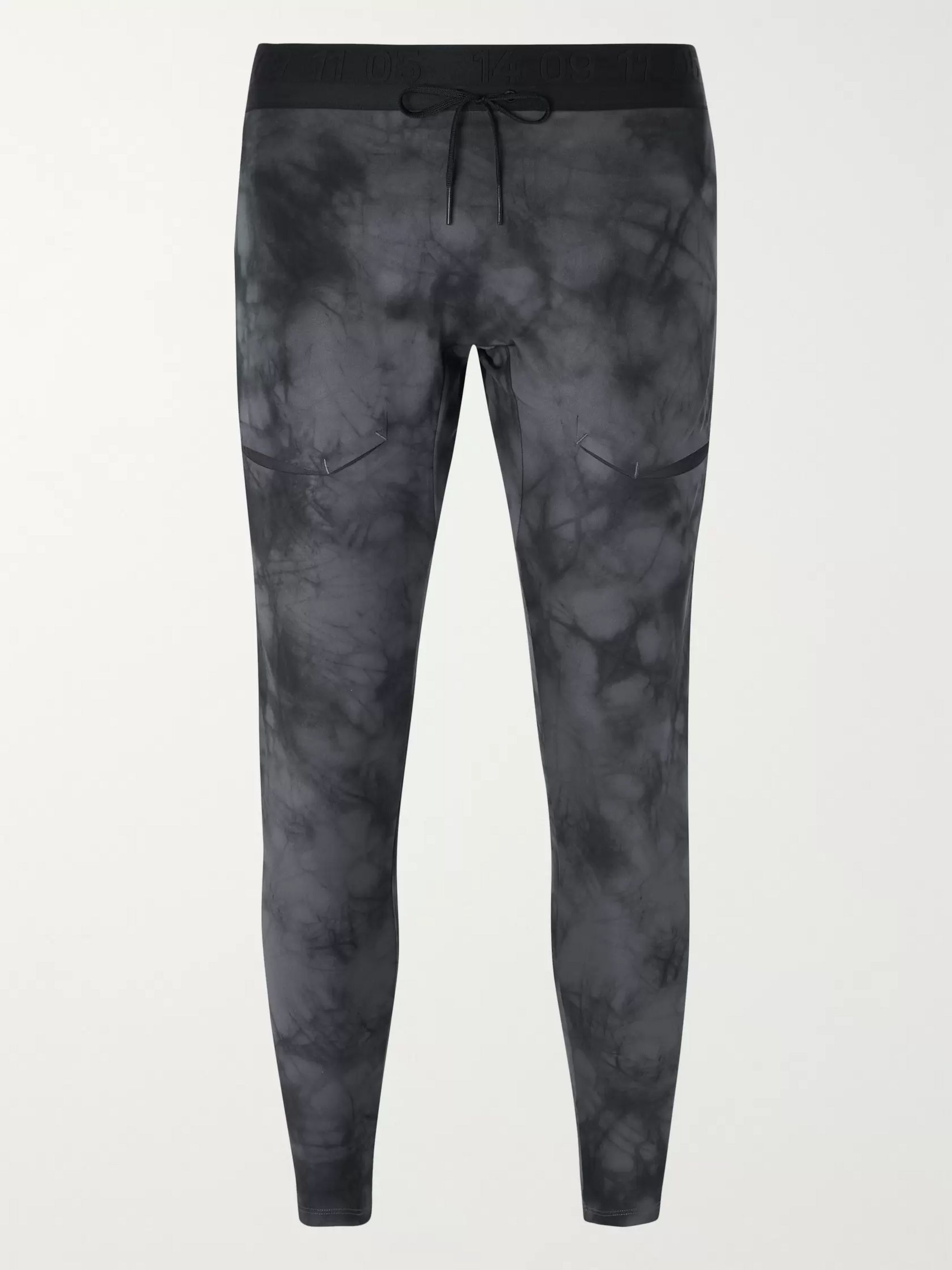 Nike Running Power Printed Stretch-Jersey Running Tights