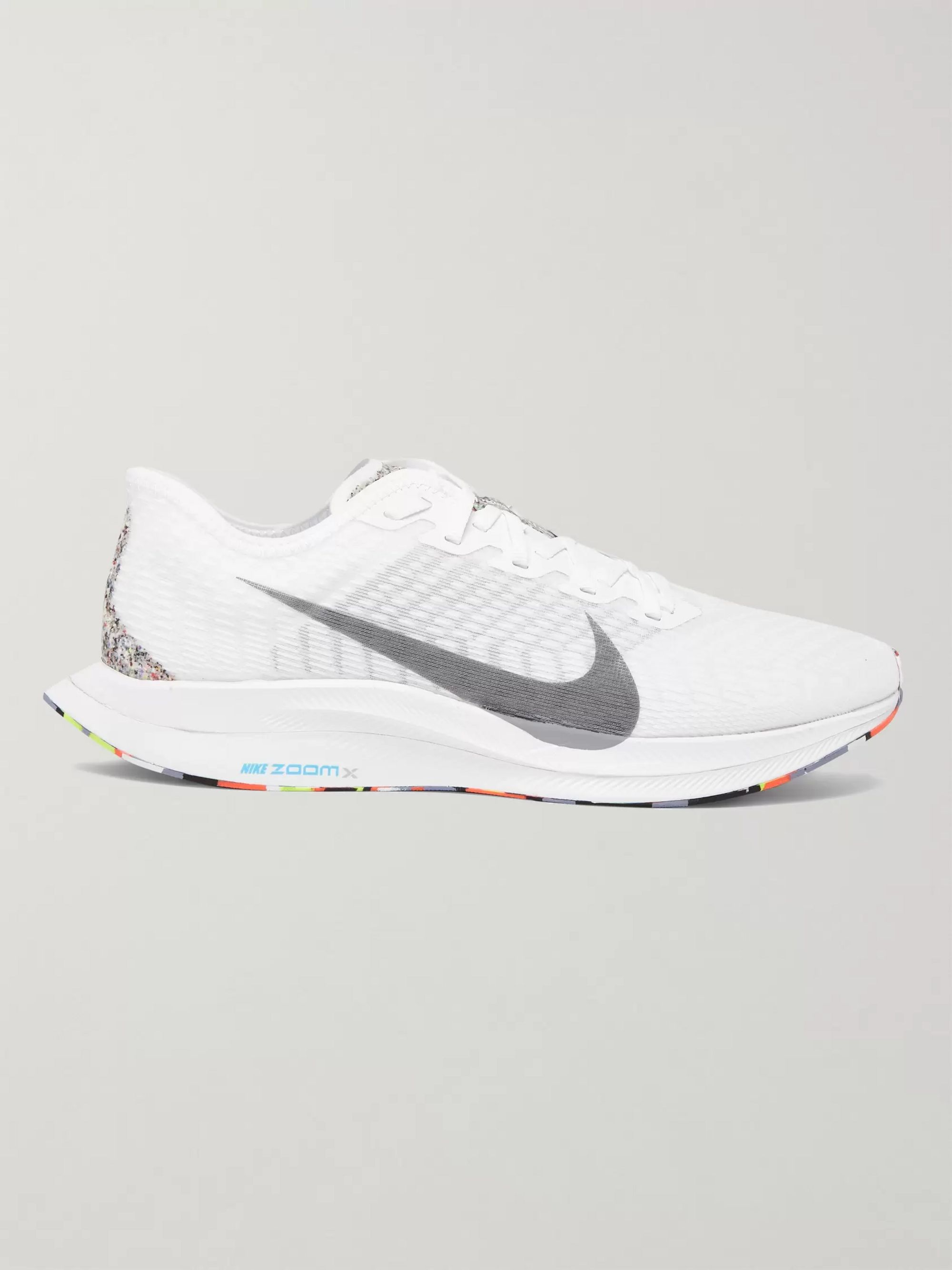 Nike Running Zoom Pegasus Turbo 2 Mesh Sneakers