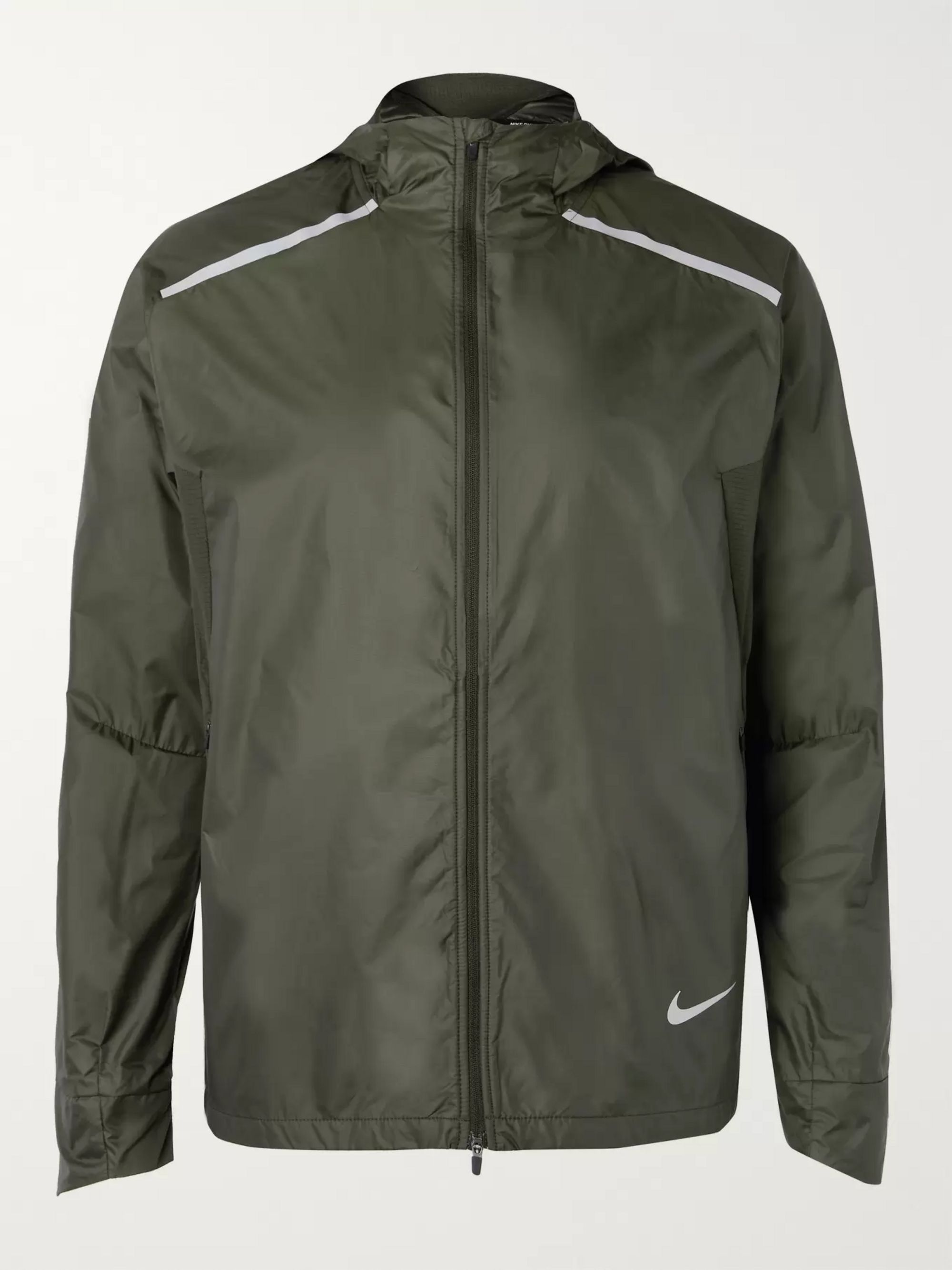 Nike Running Ripstop Repel Hooded Jacket
