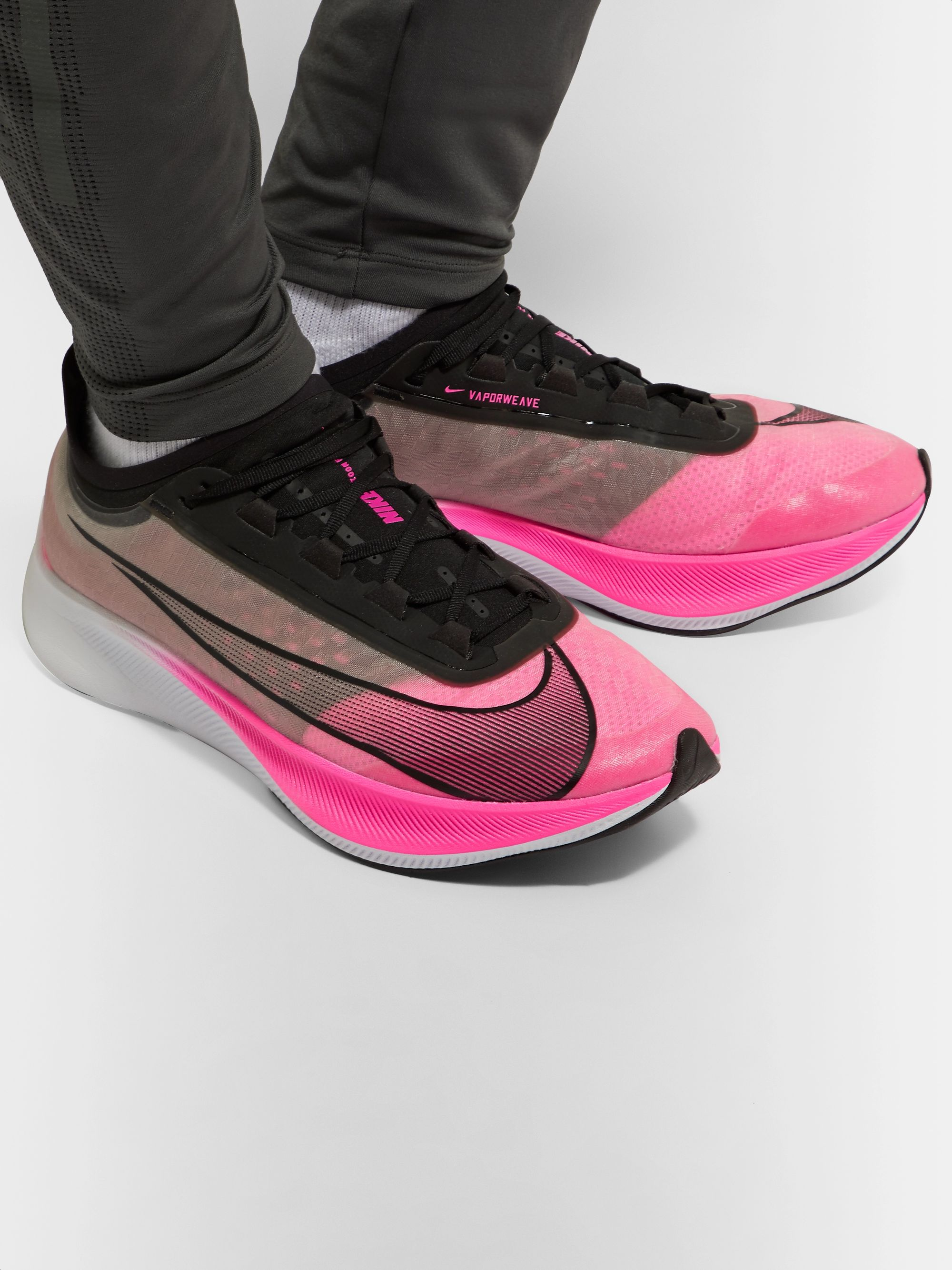 nike zoom fly 3 pink