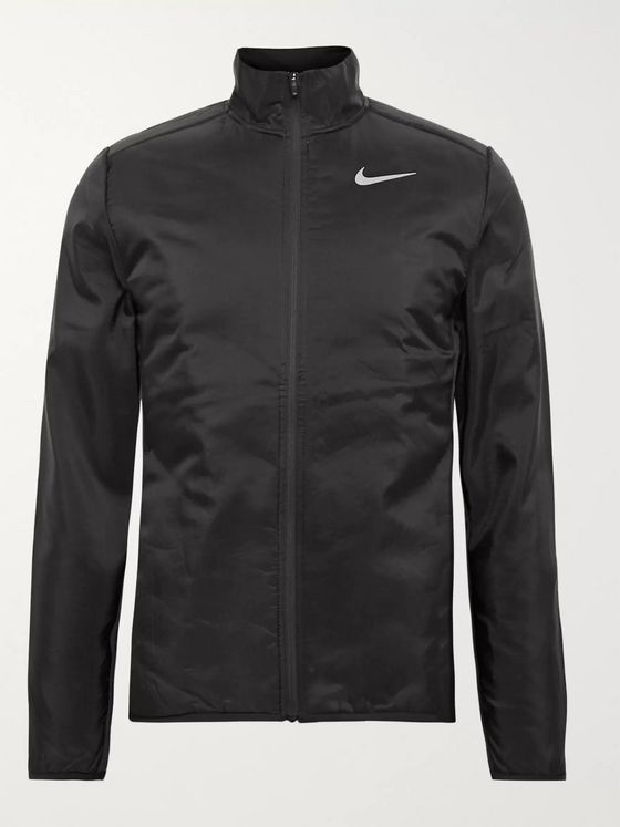 Nike Running AeroLayer Nylon-Ripstop Padded Jacket