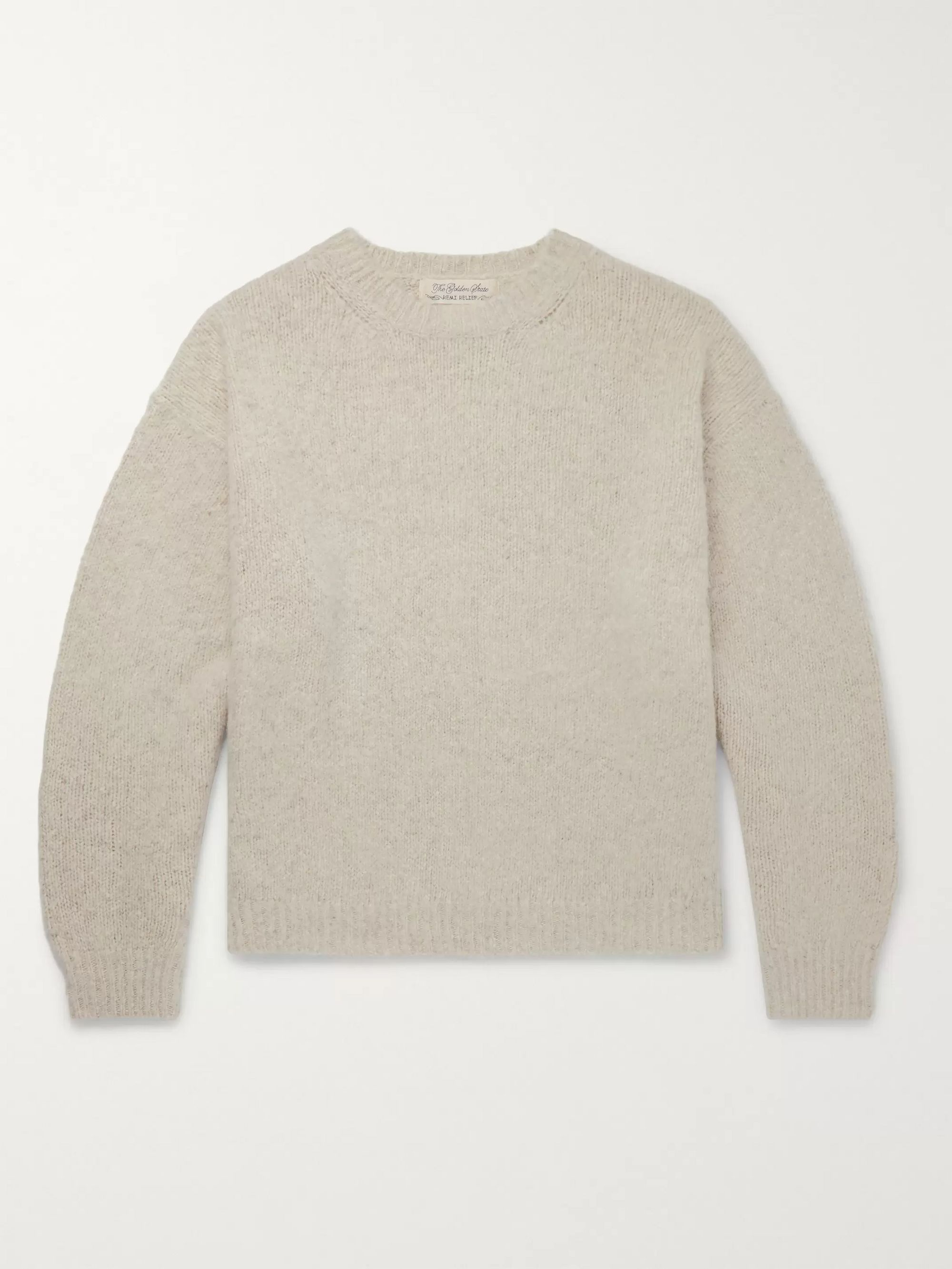 Cashmere Sweater by Remi Relief