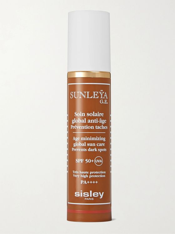 Sisley - Paris Sunleya GE Sunscreen SPF50+, 50ml