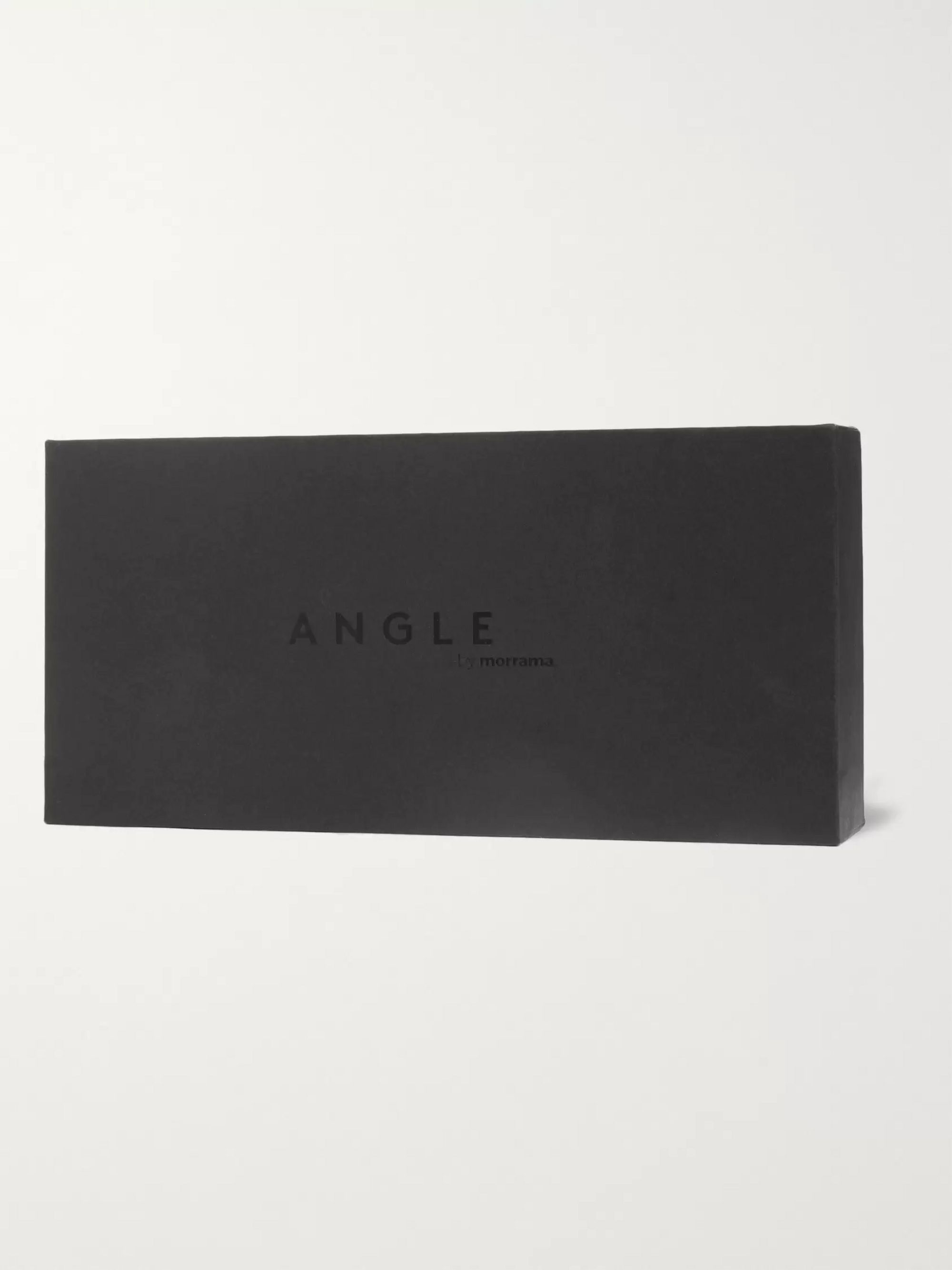 Angle by Morrama Angle Aluminium and Brass Razor