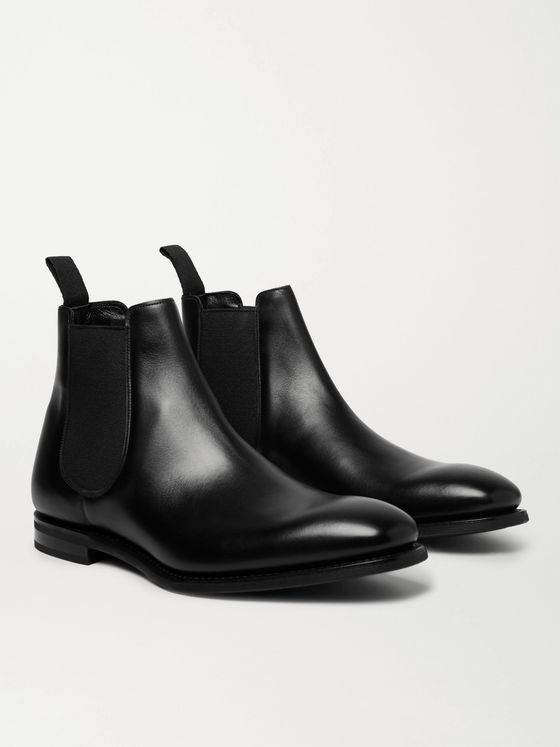 CHURCH'S Prenton Leather Chelsea Boots