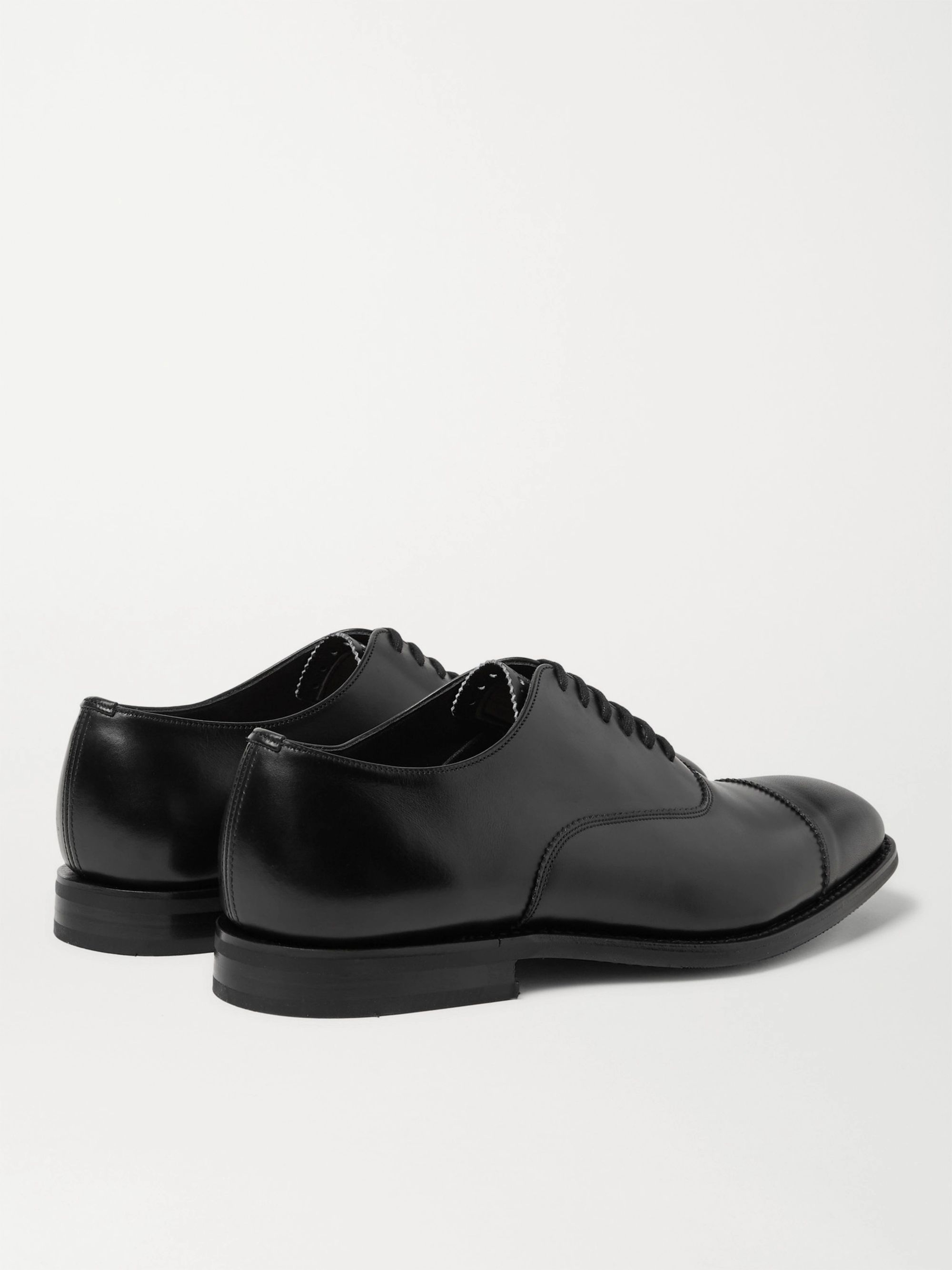 Church's Dubai Polished-Leather Oxford Shoes