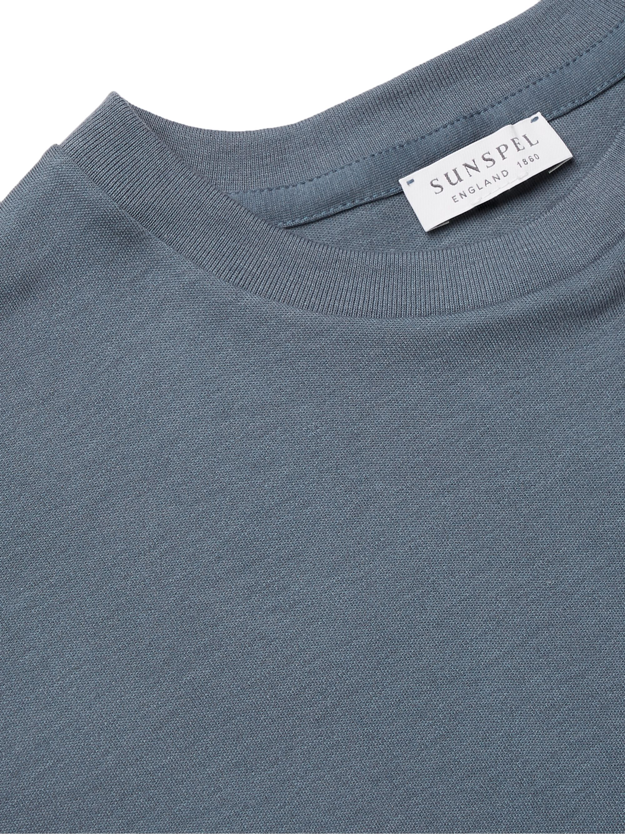 Sunspel Cavendish Cotton-Jersey T-Shirt