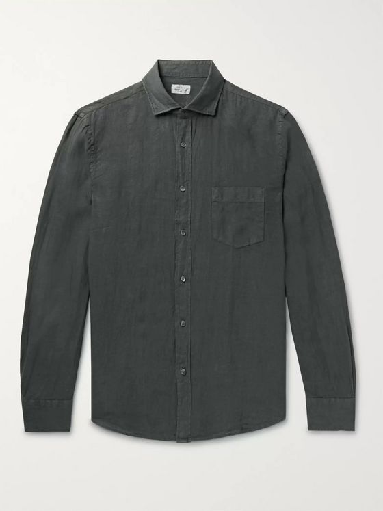 Hartford Paul Linen Shirt