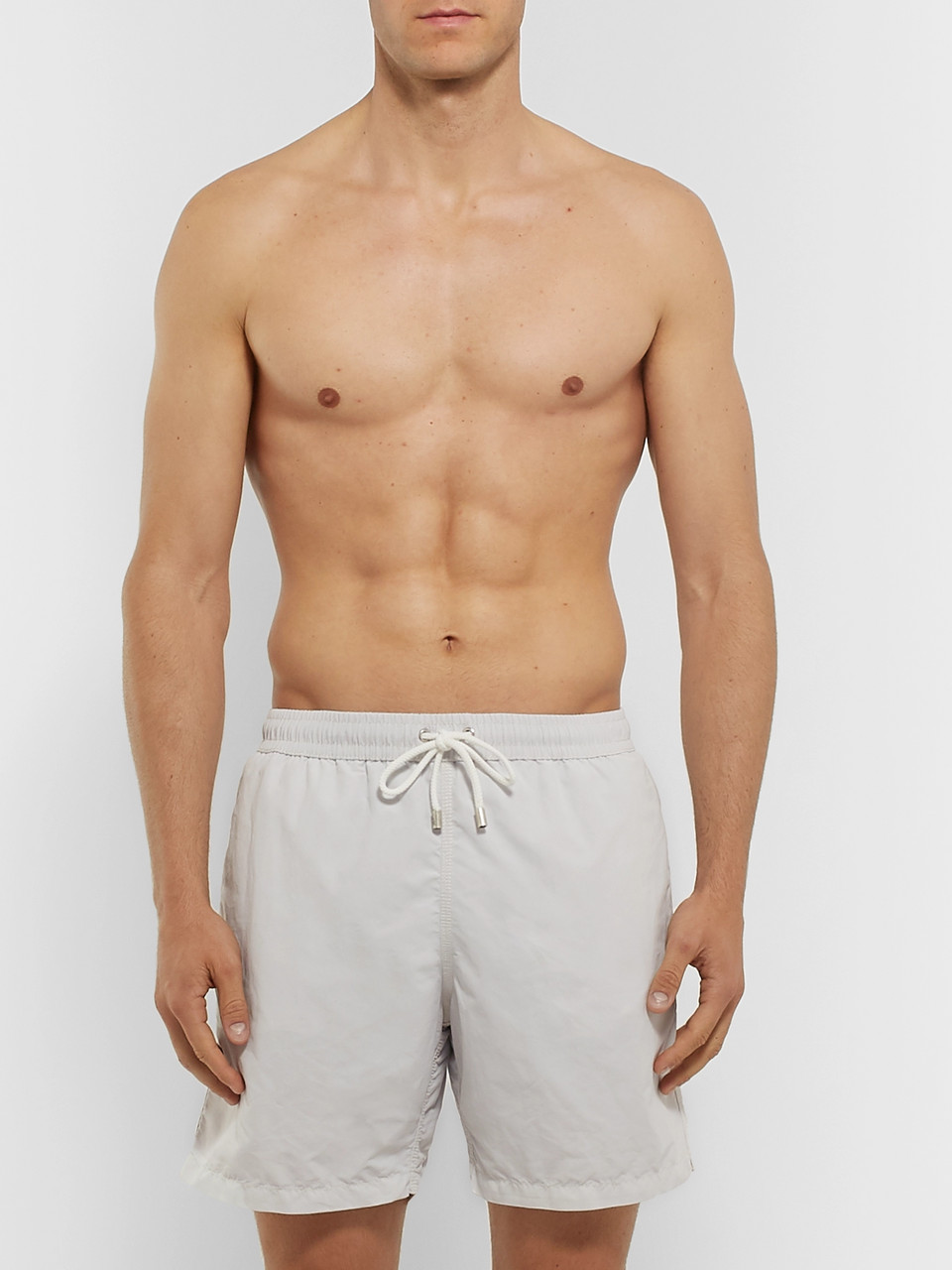 70ecec77d3 Off-white Mid-Length Swim Shorts | Hartford | MR PORTER
