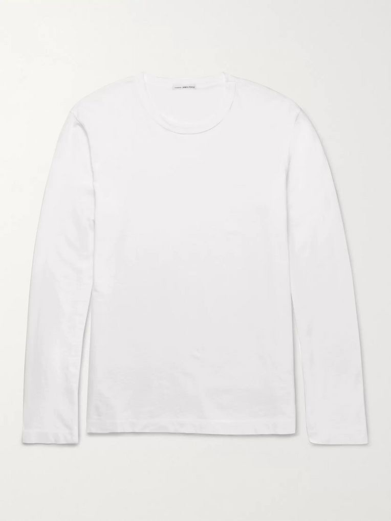 James Perse Cotton-Jersey T-Shirt