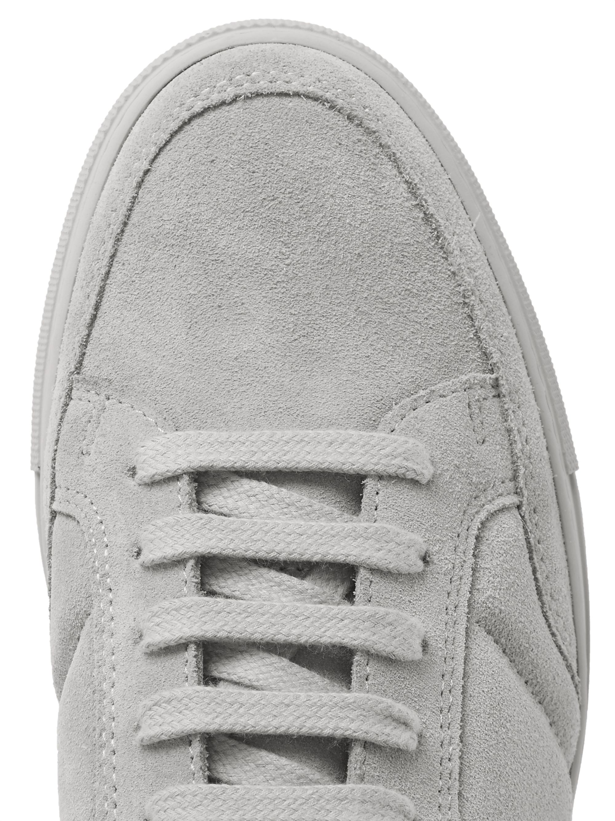 Officine Generale Corey Suede Sneakers
