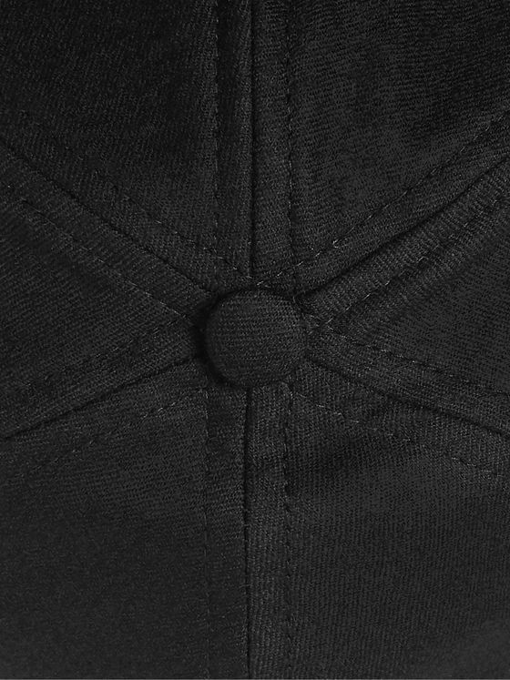 Officine Generale Wool Baseball Cap