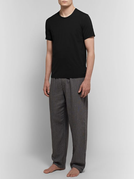Calvin Klein Underwear Stretch-Cotton Jersey T-Shirt
