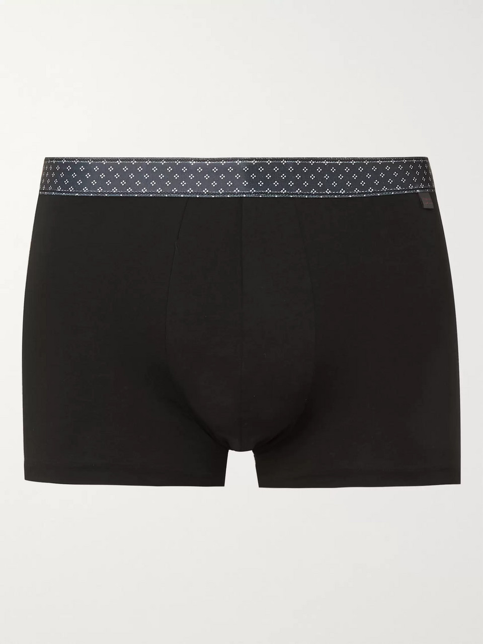 Derek Rose Stretch-Cotton Boxer Briefs