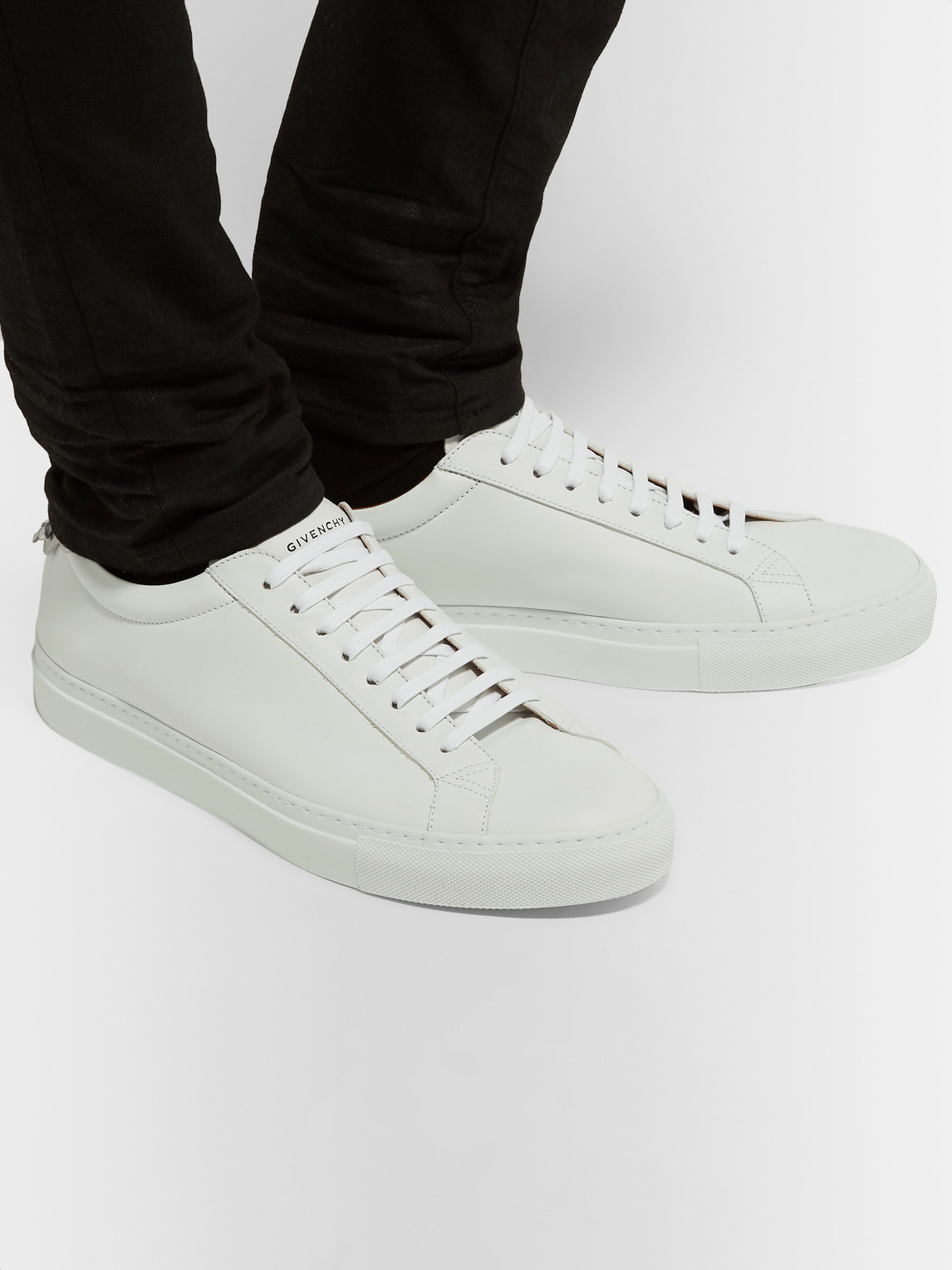 Givenchy Sneakers URBAN STREET LEATHER SNEAKERS