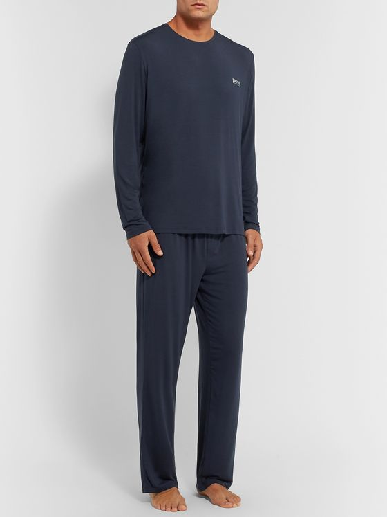 Hugo Boss Stretch-Micro Modal Pyjama Trousers