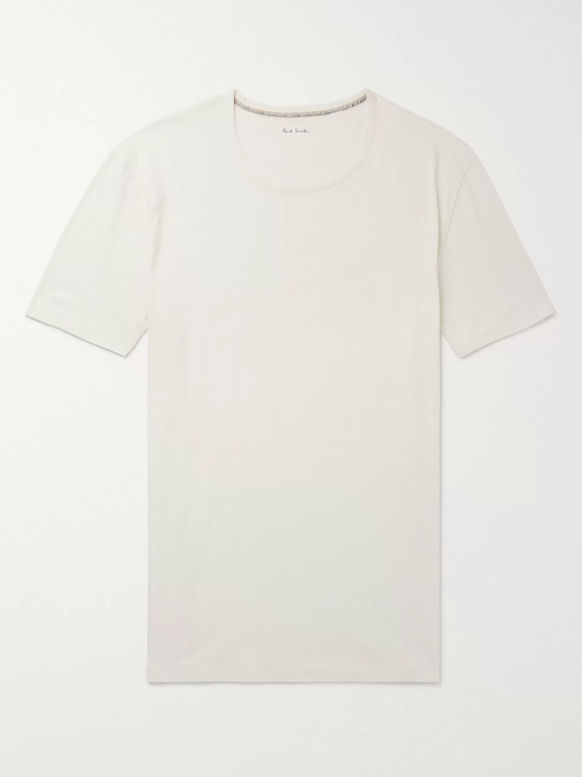 Paul Smith Cotton-Jersey T-Shirt