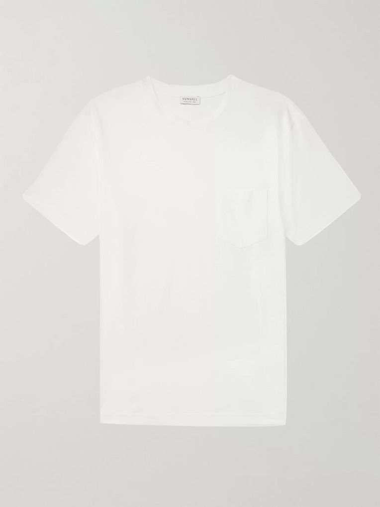 Sunspel Cotton-Jersey T-Shirt