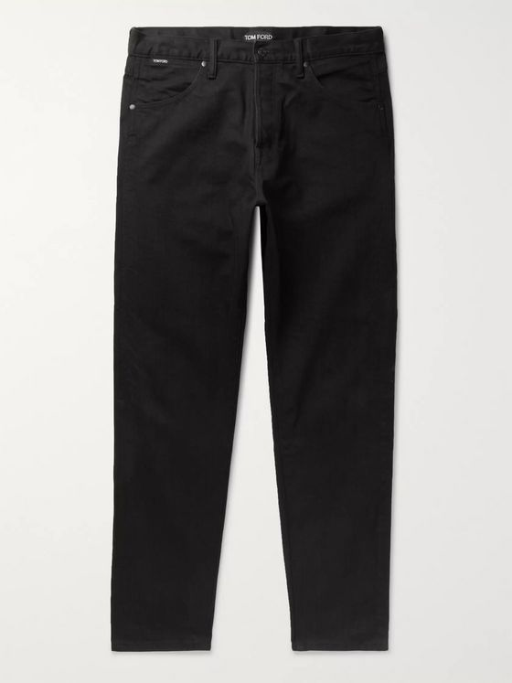 TOM FORD Tapered Denim Jeans
