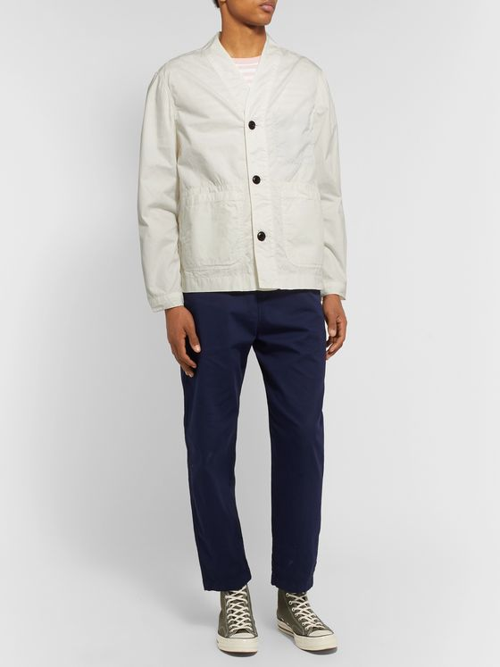 Albam Noragi Cotton Chore Jacket