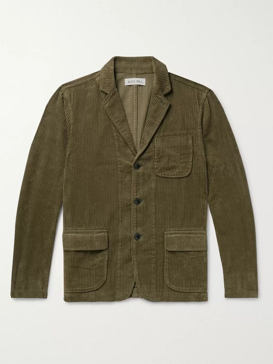 Alex Mill Cotton-Corduroy Jacket