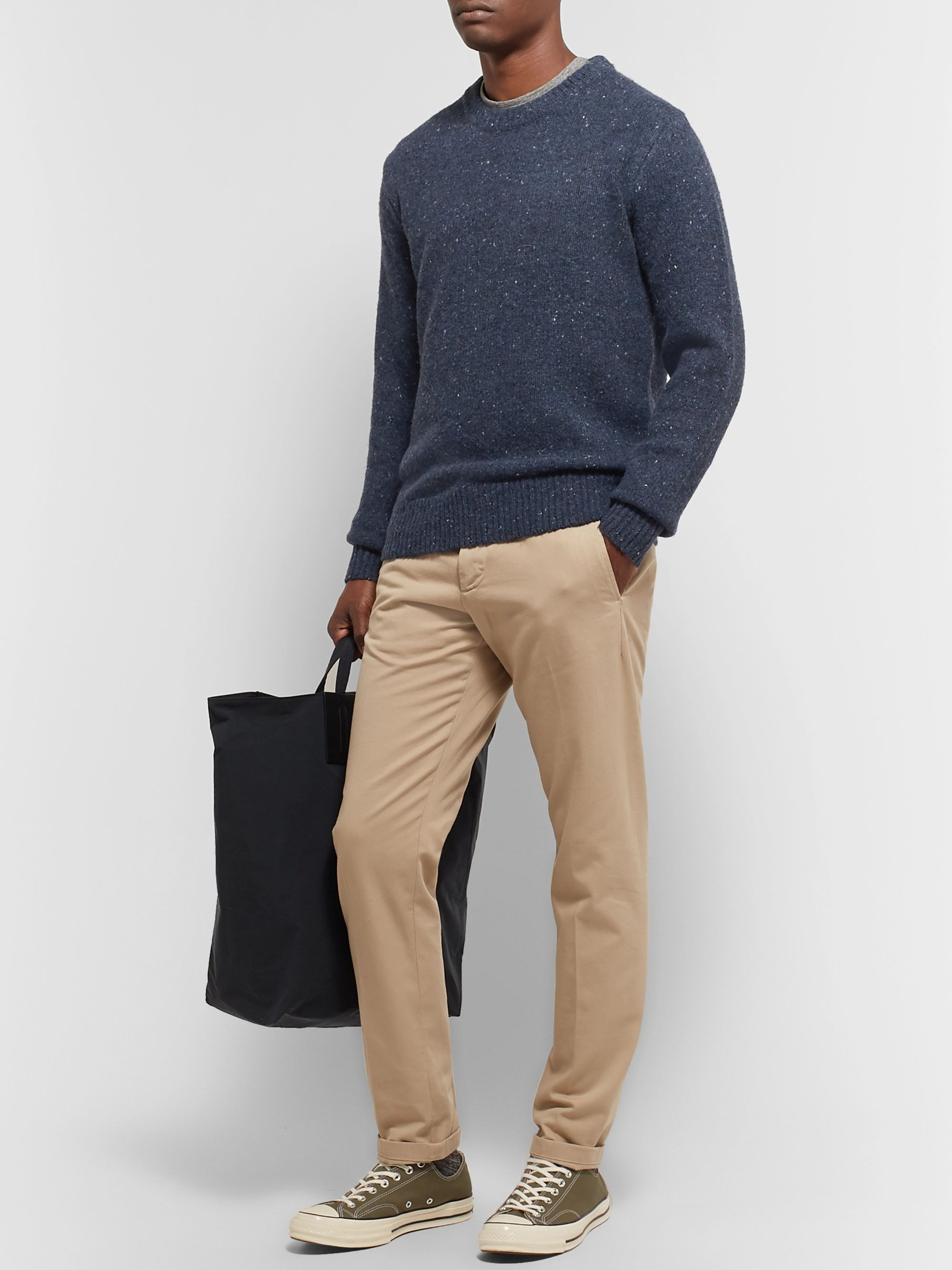 Alex Mill Merino Wool-Blend Sweater