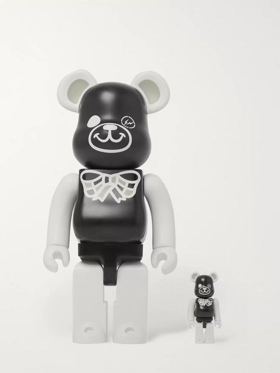 BE@RBRICK 100% + 400% Freemasonry Figurine Set