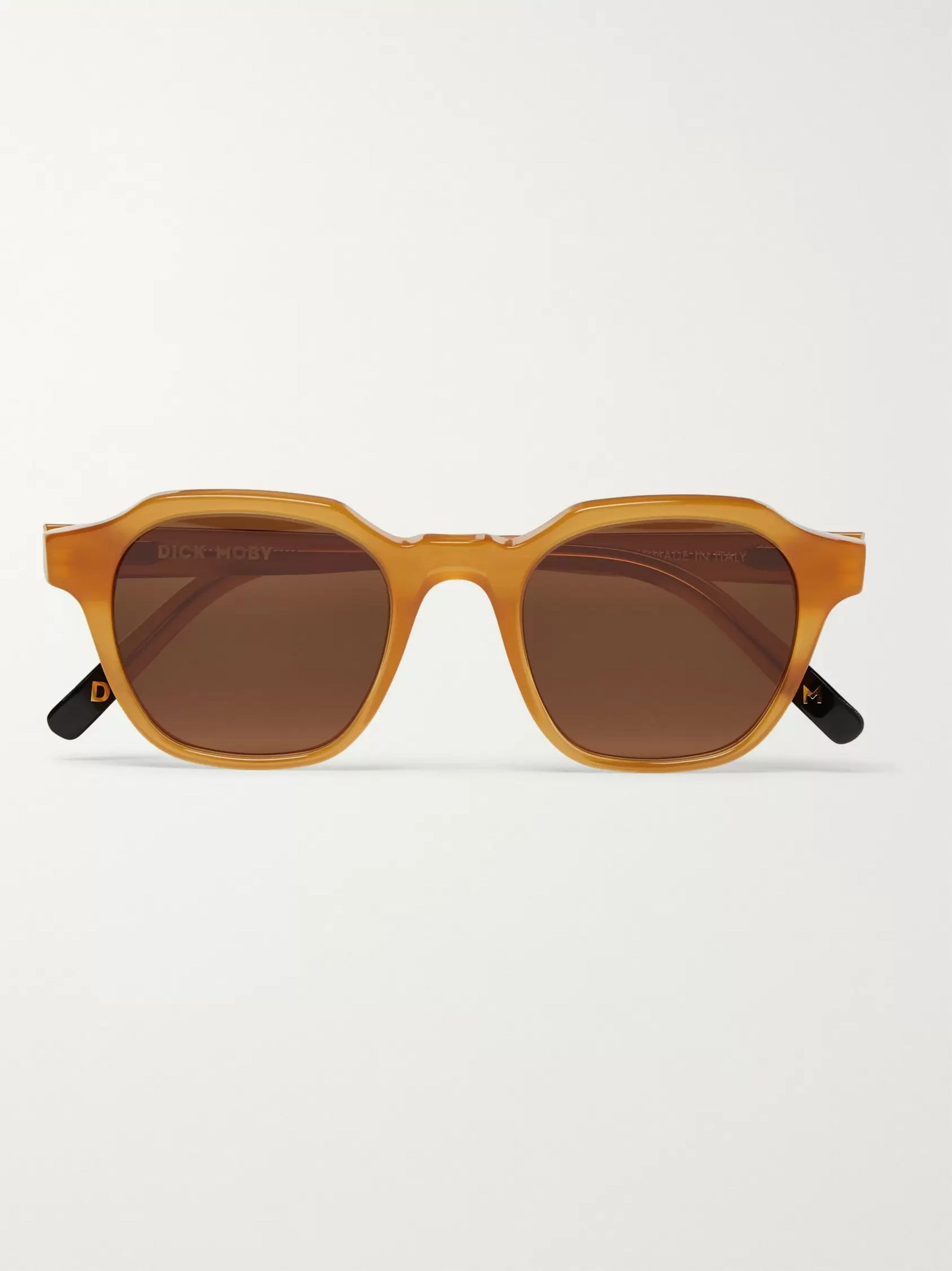 Dick Moby Barcelona D-Frame Acetate Sunglasses