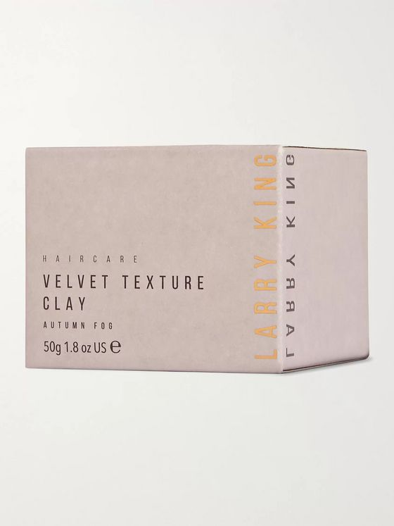 Larry King Velvet Texture Clay, 50g