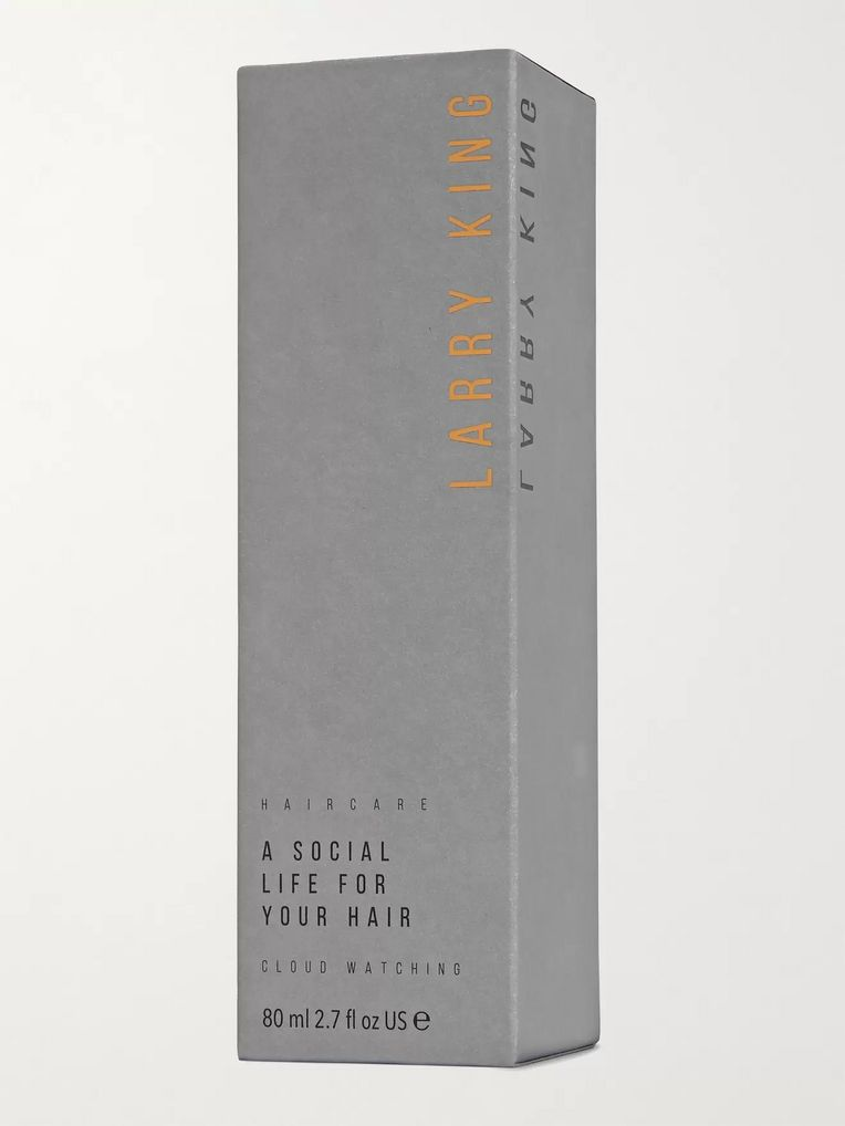 Larry King A Social Life For Your Hair Cream, 80ml