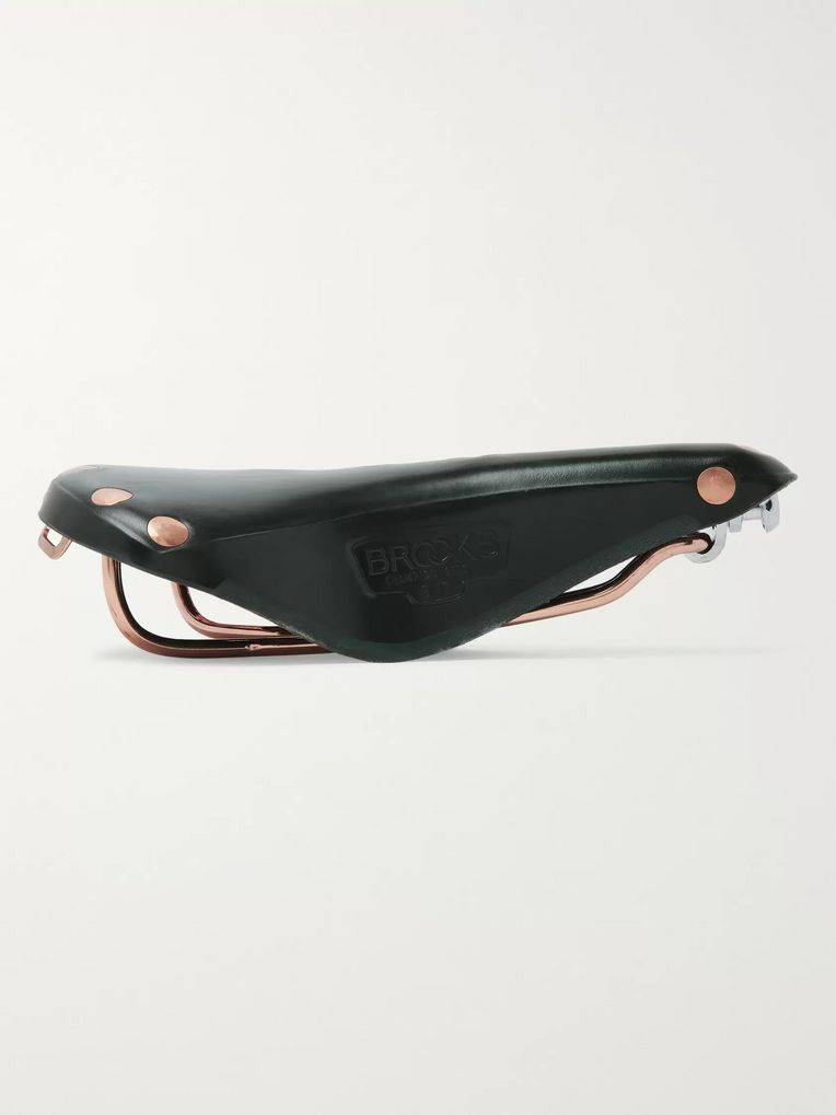 Brooks England B17 Leather and Copper Bicycle Saddle