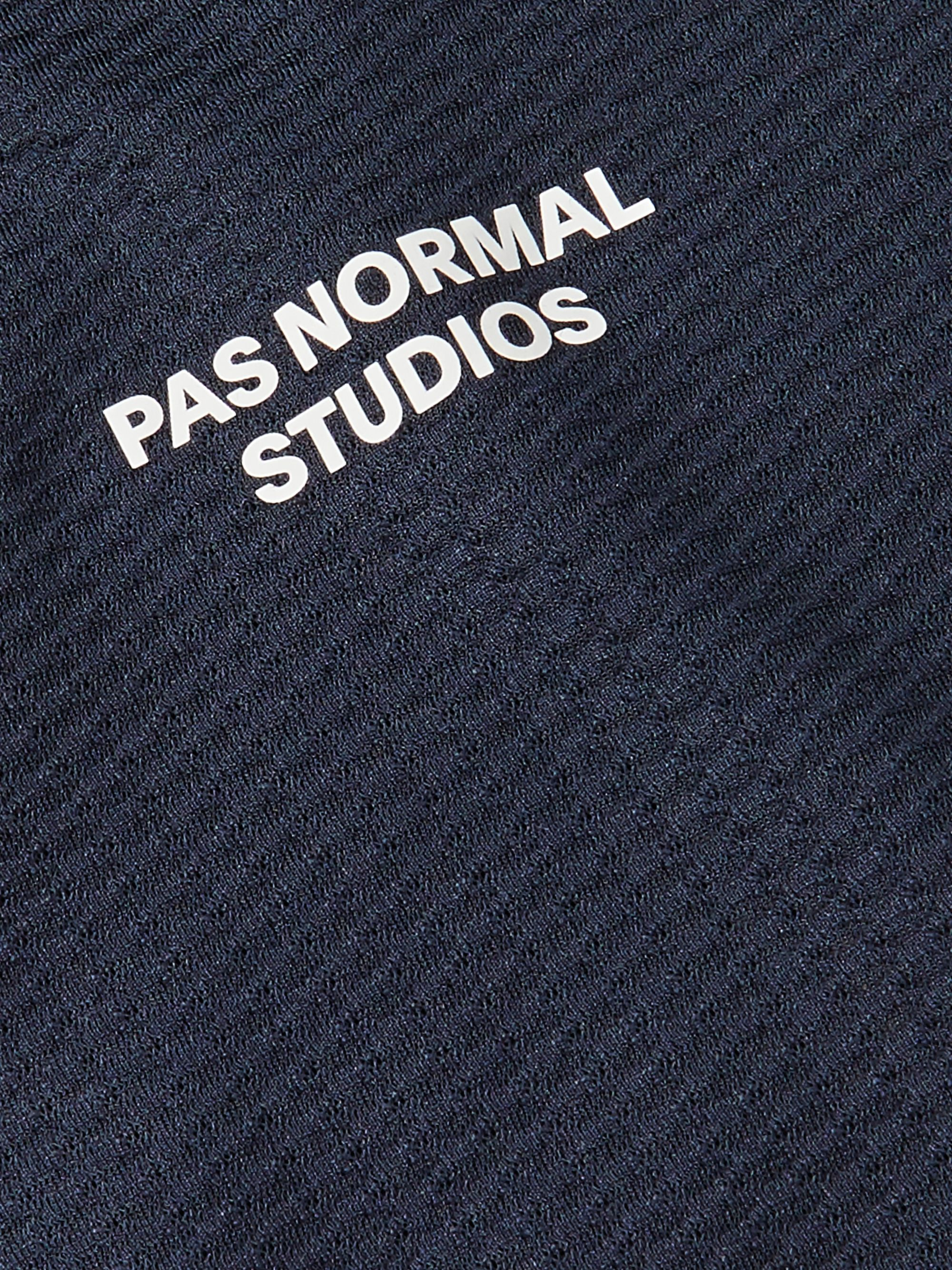 Pas Normal Studios Stretch-Mesh Cycling Base Layer