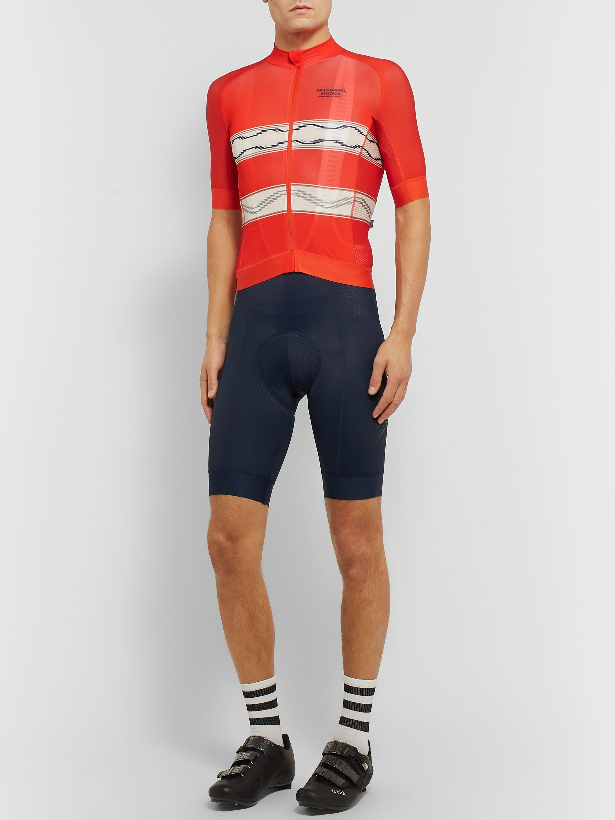 Pas Normal Studios Solitude Printed Cycling Jersey