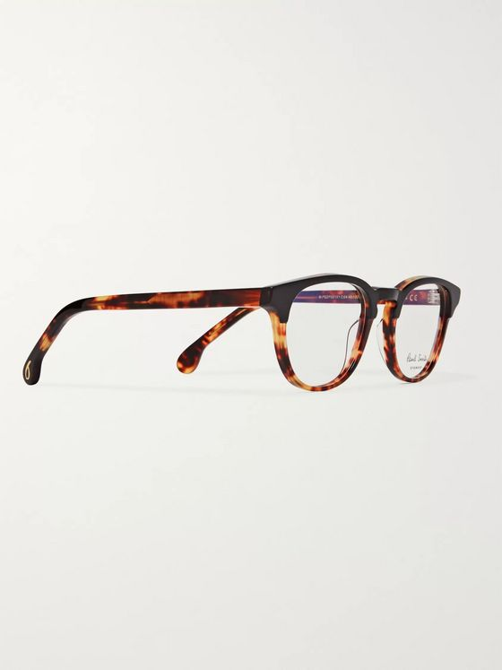 Paul Smith Round-Frame Acetate Optical Glasses
