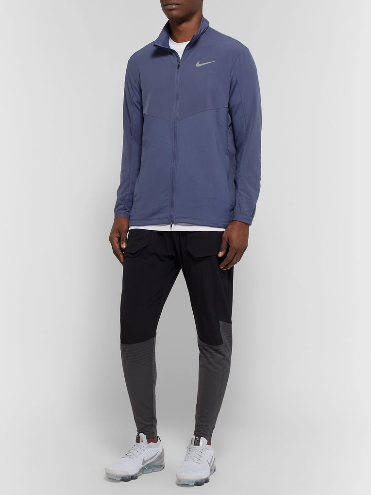 Nike Running Element Hybrid Dri-FIT Zip-Up Jacket