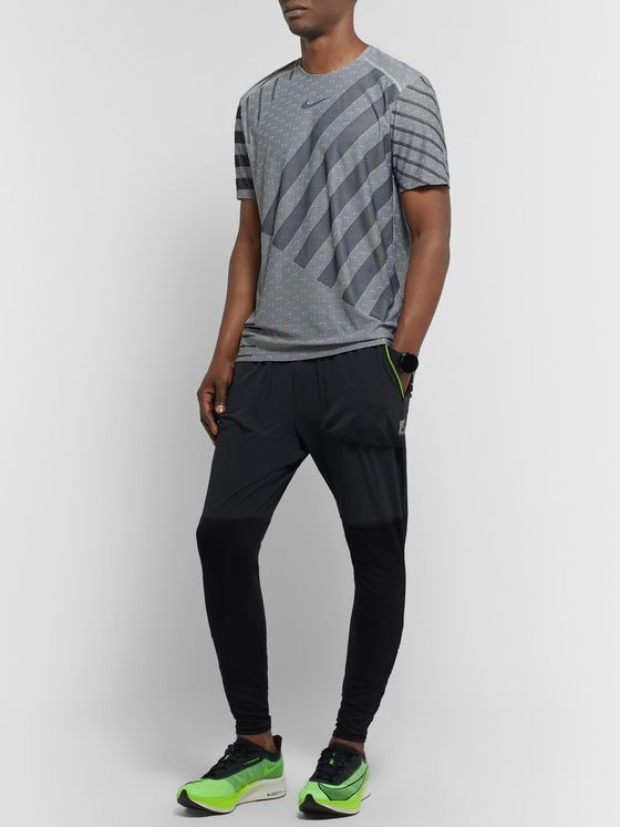 Nike Running Wild Run Panelled Flex and Dri-FIT Running Tights