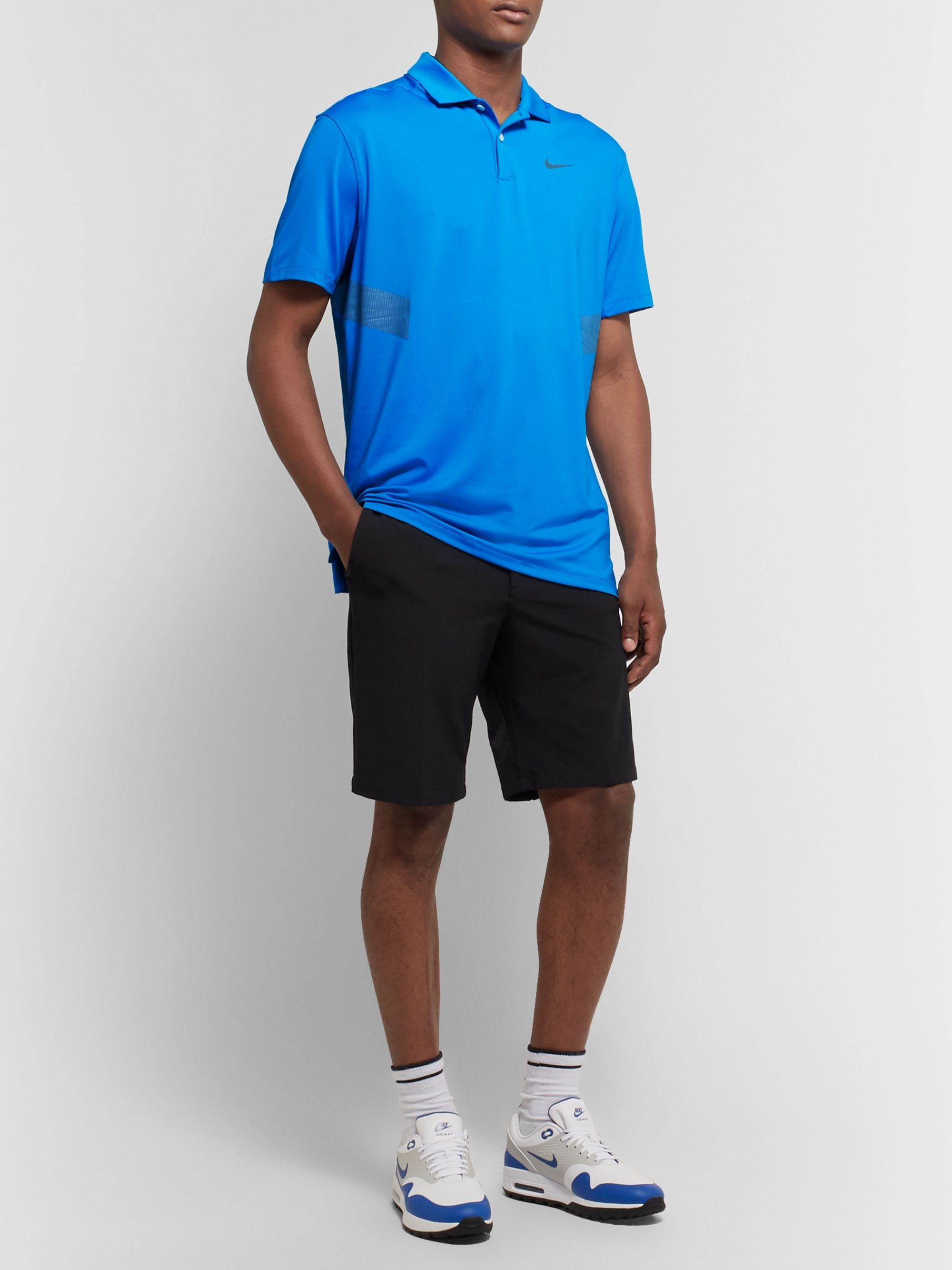 Nike Golf Vapor Printed Dri-FIT Polo Shirt